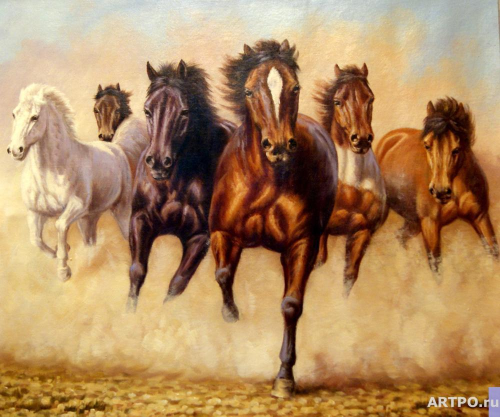 Famous Horse Oil Paintings