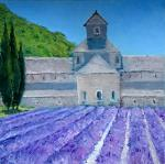 Lavender. Noon. Provence