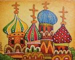 Domes Of St. Basil s Cathedral