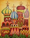 St.Basil si Cathedral Dome