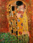 Coppy Gustav Klimt The Kiss