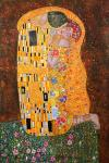Kiss. copy G.Klimt