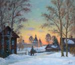 Old Ladoga. March