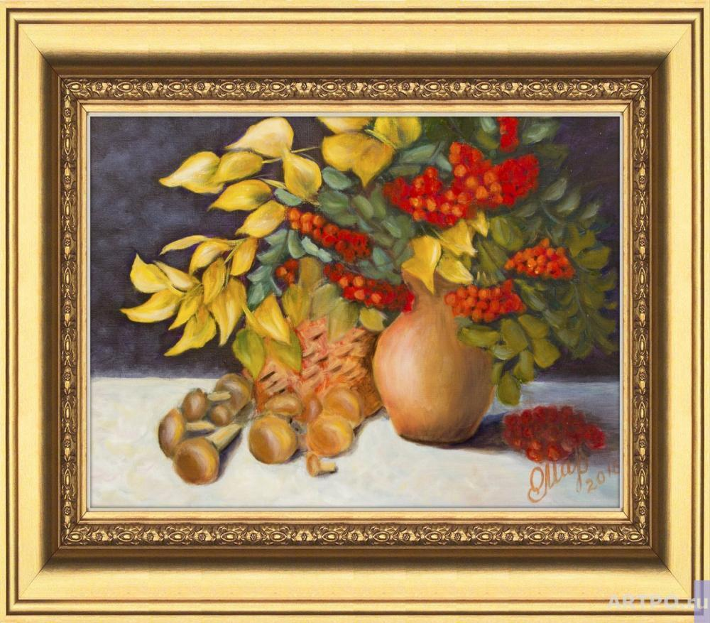 Altshuller Olga. Autumn bouquet