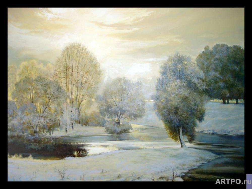 Fedotov Mikhail. Out of the snow