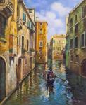Walk through the canals of Venice N1