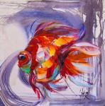 Goldfish for the fulfillment of desires N20