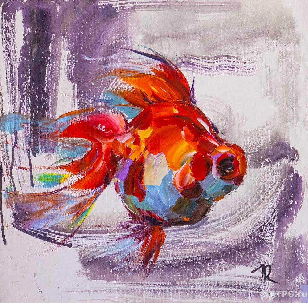 Rodriguez José. Goldfish for the fulfillment of desires N21