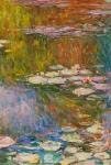 Water Lilies N37 , a copy painting by Claude Monet