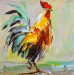 Spanish handsome rooster N2
