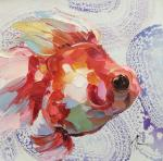 Goldfish for the fulfillment of desires N18