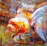 Goldfish for the fulfillment of desires. N4