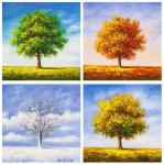 Seasons. Quadriptych
