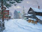 Winter on Valaam