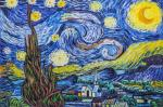 Copy of van Gogh's Starry night