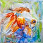 Goldfish for the fulfillment of desires. N23