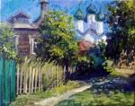 Old Rostov on a sunny day